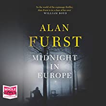 Midnight In Europe Audiobook by Alan Furst Narrated by Peter Noble