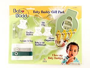 Baby Buddy Gift-Pack, Sage, 1-Pack