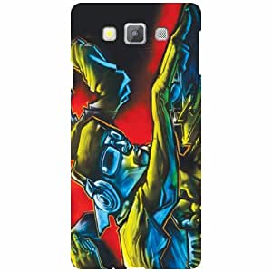 Printland Designer Back Cover for Samsung Galaxy A7 SM-A700FD Case Cover