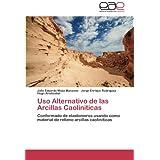 Uso Alternativo de las Arcillas Caoliniticas: Conformado de elastomeros usando como material de relleno arcillas...