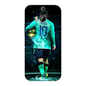 Cute Ten Of Sports Back Case Cover for HTC One M8