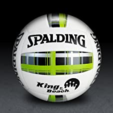 KOB Plaid Series Volleyball - Green