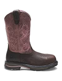 "Kacey 10"" Composite Toe Wellington Work Boot"