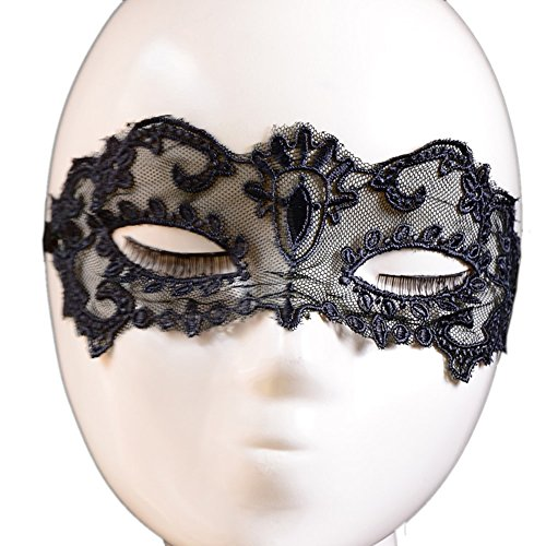 Hip Mall Lace Eye Mask Venetian Ball Halloween Party Fancy Dress Costume