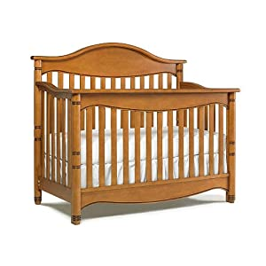 Babi Italia Harrington Lifestyle Crib - Mocha