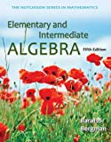 img - for Elementary and Intermediate Algebra (Hutchison Series in Mathematics) book / textbook / text book