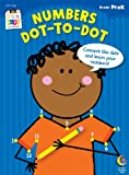 img - for Numbers: Dot-to-Dot Stick Kids Workbook, Grade PreK (Stick Kids Workbooks) book / textbook / text book