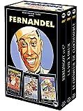 Coffret Fernandel (Vie à deux, Berlingot et cie, Le chômeur de Clochemerle)
