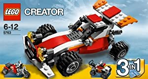 Lego Creator - 5763 - Jeu de Construction - Le Buggy