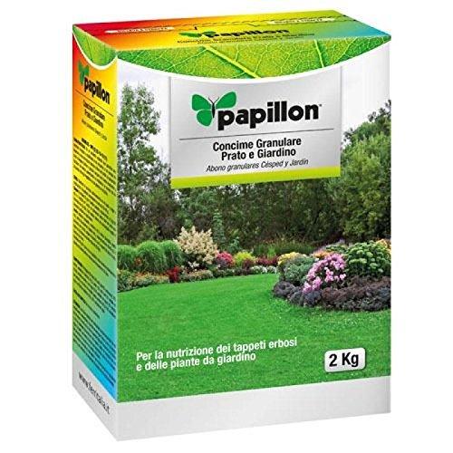 GRANULAR Dünger für Rasen und Garten PAPILLON 2 kg.