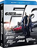 Fast & Furious: 6 Movie Collection [Blu-ray]