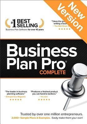 Business Plan Pro Complete v 12 [Download]