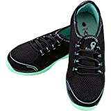 Ositos Girl's Colored Athletic Running Walking Shoes Sneakers Big Kid Little Kid