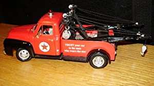 1953 F-100 Texaco Tow Truck (10,000 Limited Edition; Tonka Collector Series) 1:24 Scale