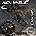 Captain: Dirigent Mercenary Corps, Book 3 Audiobook by Rick Shelley Narrated by Mark Delgado