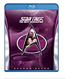STARTREK TNG Season 7 Blu-rayが届いた