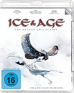 Ice & Age - The Dragon Collection [Blu-ray]