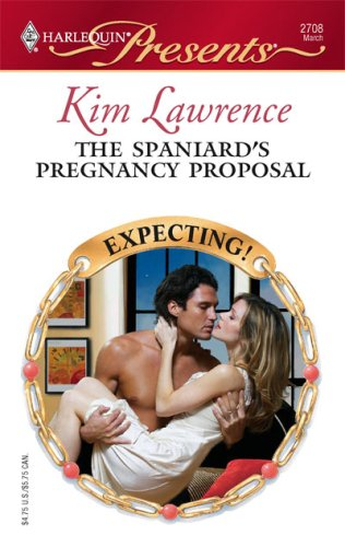 Image of The Spaniard's Pregnancy Proposal