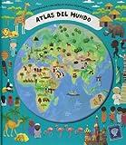 Atlas Del Mundo / World Atlas: Explora los 7 increíbles mapas desplegables / Explore the Incredible 7 Folding Maps (Spanish Edition)