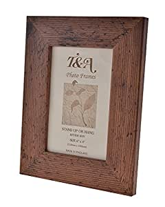 "Old Wood Effect Picture/Photo Frame (16""x20"")"