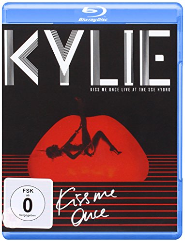 Kylie Minogue - Kiss me once - Live at the SSE Hydro (+2CD)