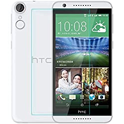 ASCARI 0.26MM 2.5D Anti Shatter Film Tempered Glass Screen Protector Guard For HTC Desire 820 D820u Toughened Glass Protective Film