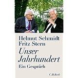 """Unser Jahrhundert: Ein Gespr�chvon """"Helmut Schmidt"""""""