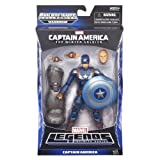 Captain America the Winter Soldier 6 Inch Action Figure
