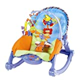 Fisher-Price Newborn-to-Toddler Portable Rockerby Fisher-Price
