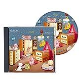 """Personalisierte SCHLAFLIED CD gesungen mit dem Namen IHRES Kindes / Wunschname (Zur Taufe, Taufgeschenk, Geburtsgeschenk ...) wirkungsvoller als ein MUSIK MOBILE / Jeder NAME ist m�glich ! Spezialanfertigung f�r Kunde - Inkl. GRATIS A4 Geburtsbild mit allen Geburtsdaten / Das Schlaflied der Schlaflieder !von """"KIDDI-MEDIA Music Studios"""""""