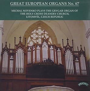 Great European Organs No. 67 - Michal Novenko plays the Grygar Organ of The Holy Cross Deanery Church, Litomysl, Czech Republic