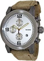 Nixon Ride Watch Desert Suede, One Size