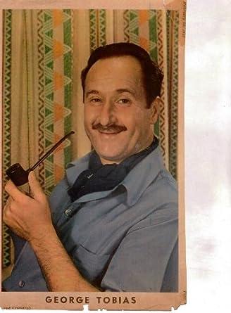 George Tobias George Tobias Bewitched x