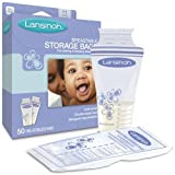Lansinoh Breastmilk Storage Bags, Milk - 6 Oz, 25