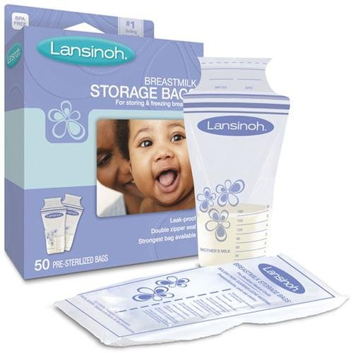 Breastmilk Storage Bags 25ct