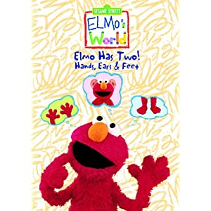 Elmo's World - Elmo Has Two movie