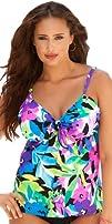Swim Sexy Women's Plus Size Costa Ric…