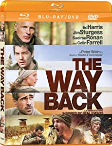 The Way Back [Blu-ray + DVD]