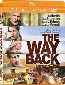 The Way Back [Blu-ray + DVD] (Bilingual)