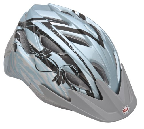 Bell Bellisima Athena Blue Lotus Bike Helmet