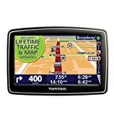 TomTom XL 340TM 4.3-Inch Portable GPS Navigator (Lifetime Traffic & Maps Edition)