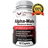 Best Testosterone Booster and Male Enhancement Pills | Build Muscle Fast | Like Steroids and Prohormones but Legal | Burn Fat | For Men Only | Natural PCT | Natural Supplement for Libido and Sex Drive