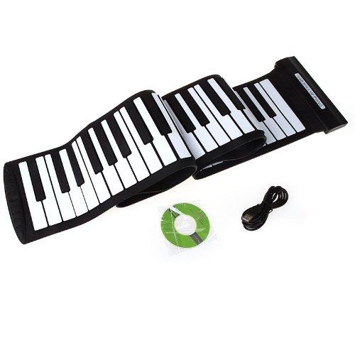USB-88-Teclas-MIDI-Enrollar-Electronic-Piano-Teclado-de-Silicona-Flexible-Profesional
