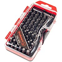 67 Pieces Stalwart Ultimate Compact Screwdriver Bit Set