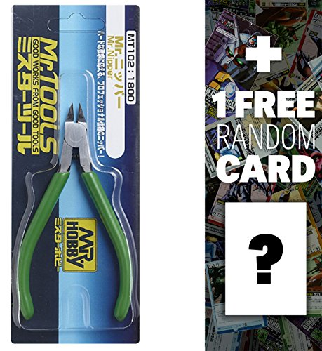 Mr-Nipper-Side-Cutter-Mr-Hobby-Gundam-Model-Kit-Building-Accessory-1-FREE-Official-Gundam-Trading-Card-Bundle