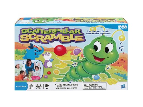 Hasbro Scatterpillar Scramble