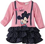 Disney - minnie - robe - b�b� fille