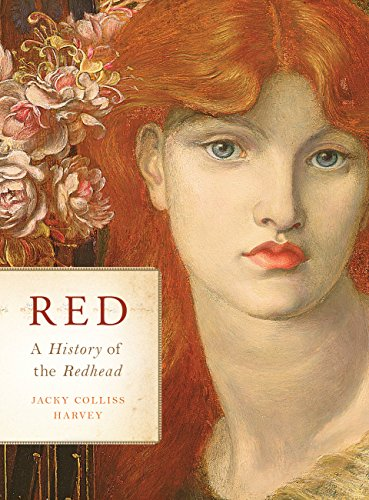 red-a-history-of-the-redhead-english-edition