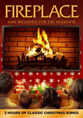 Fireplace & Melodies for the Holidays [DVD] [Import]