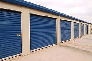 Durosteel janus 12 39 x12 39 commercial 1000 series metal roll for 10x10 insulated garage door
